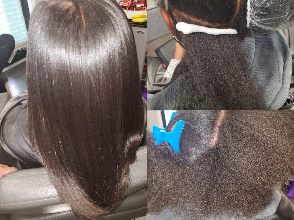 Amino Acid Hair Treatment